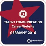 #3 Talent Communication - Career Website - Germany 2016