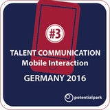 #3 Talent Communication - Mobile Interaction - Germany 2016