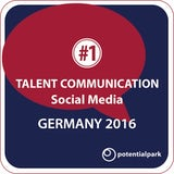 #1 Talent Communication - Social Media - Germany 2016