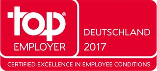 Top Employer Germany 2017