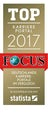 Focus Top Karriereportal 2017
