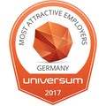 universum – Most attractive Employers Germany 2017