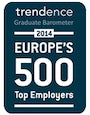 trendence Europe's Top 500 Employers