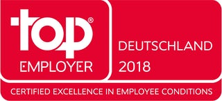 Top Employer Germany 2018