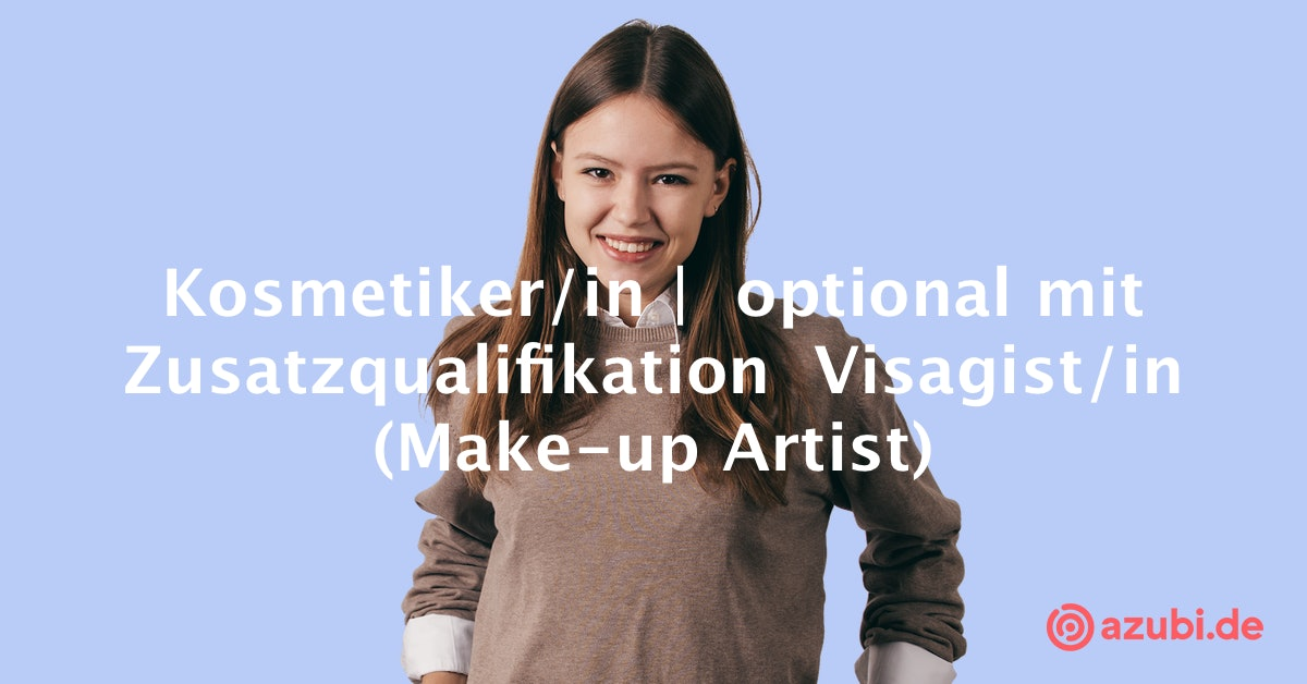 Kosmetikerin Optional Mit Zusatzqualifikation Visagistin Make