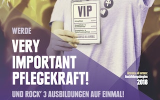 Very Important Pflegekraft