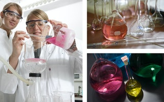 Bachelor of Science - Angewandte Chemie und Chemielaborant/-in