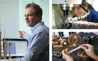 Bachelor of Mechanical Engineering Industriemechaniker/-in Einsatzgebiet: Feingerätebau - Große Anstrengung - große Chancen